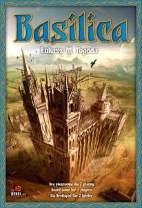 Okładka gry Basilica