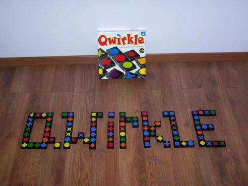 Recenzja Qwirkle