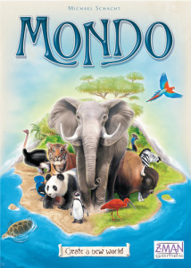 Okładka Mondo