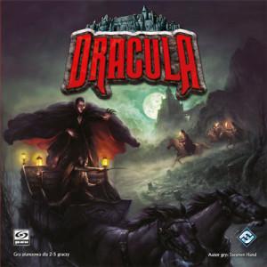 Okładka gry Dracula