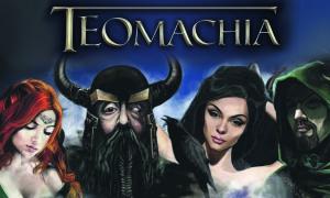 Teomachia okładka