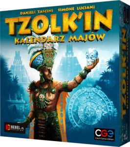 Okładka gry Tzolk'in