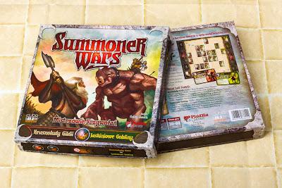 Gra karciana Summoner Wars - Mistrzowie Przywołań