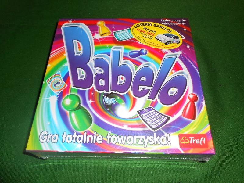Babelo - imprezowa gra karciana, wariacja na temat kalamburów