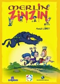 Merlin Zinzin świetna gra kooperacyjna dla dzieci