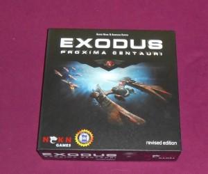 Gra planszowa Exodus Proxima Centauri Revised Edition