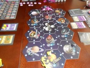 Staki w grze Exodus Proxima Centauri – Revised Edition
