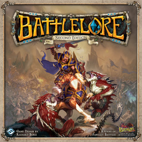Battlelore druga edycja od Fantasy Flight Games