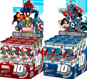 Marvel HeroClix i DC HeroClix