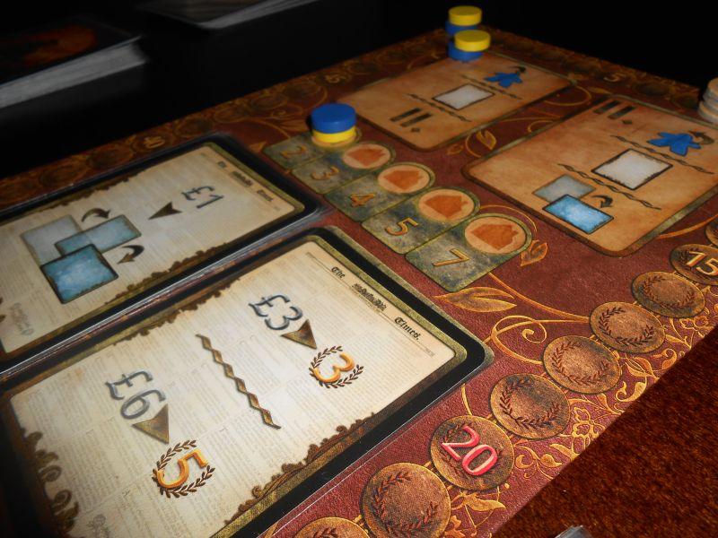 Recenzja gry planszowej Spyrium