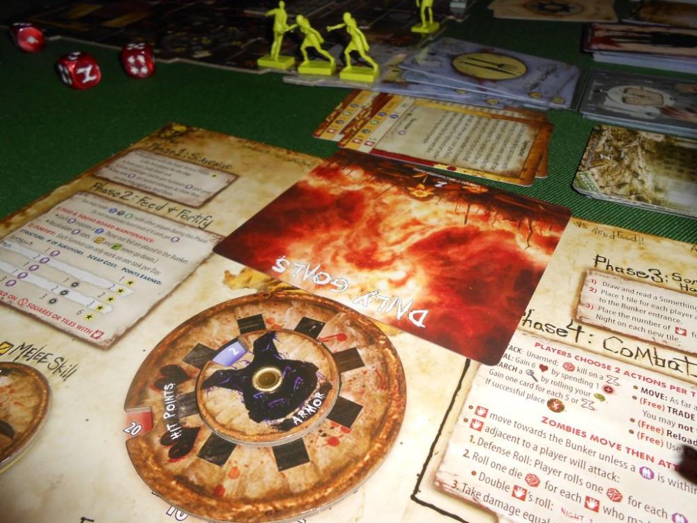 Zpocalypse - gra planszowa o zombie