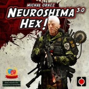 Neuroshima Hex 3.0 okładka