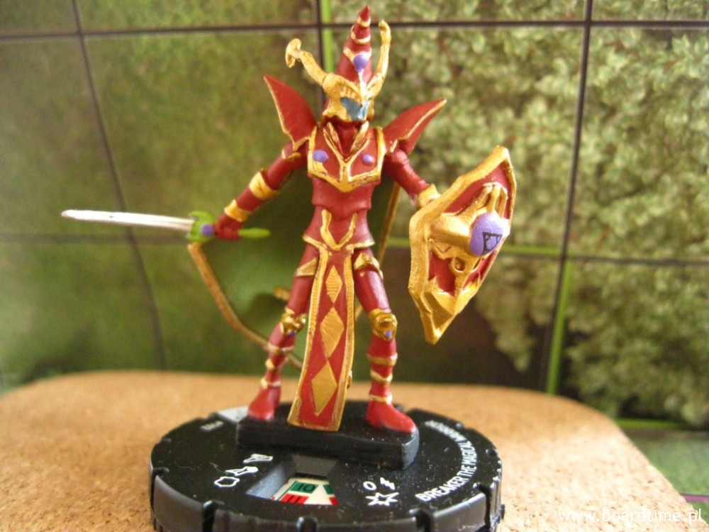 Breaker The Magical Warior - Yu-Gi-Oh Heroclix