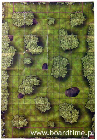 Mapa Yu-Gi-Oh! Heroclix