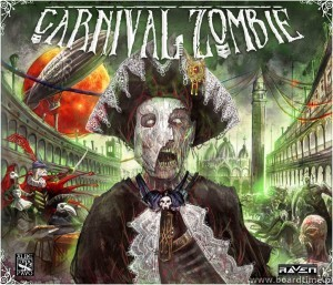 okładka Carnival Zombie