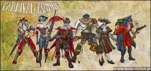 recenzja Carnival Zombie