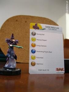Dark Magican Yu-Gi-Oh Heroclix