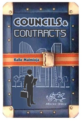 Okładka gry Councils&Contracts