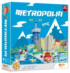 Metropolia - Okładka