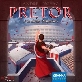 Okładka Pretora