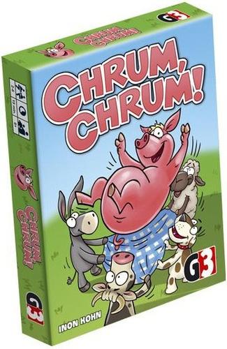 Okładka Chrum Chrum