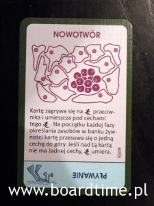 Karta Nowotworu
