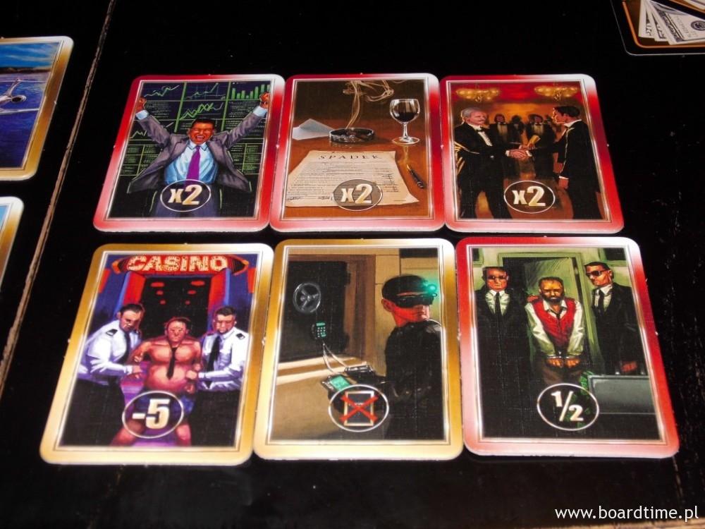 Karty powodzenia i karty pecha