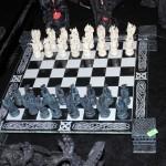 Ten zestaw szachów wyglądał obłędnie