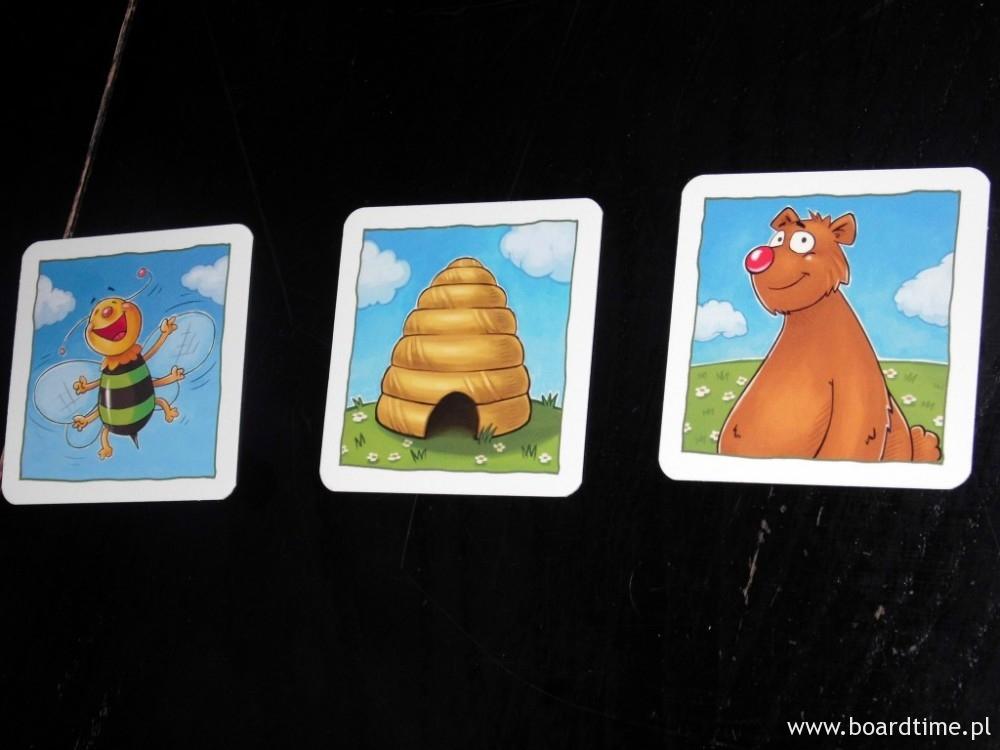 3 rodzaje kart