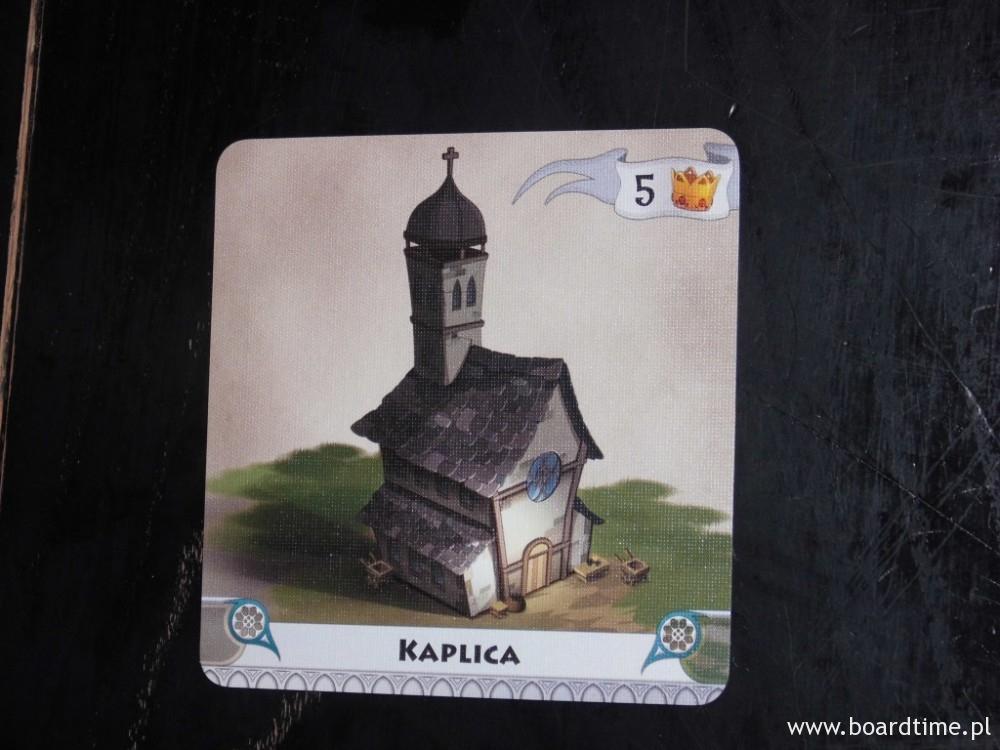 ... i zbudowali kaplicę