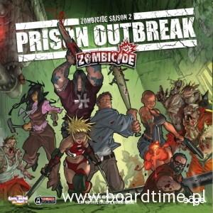 Zombicide Prison Outbreak
