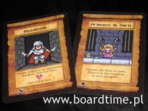Karty zaklęć: postacie z kart jakby trochę znajome...