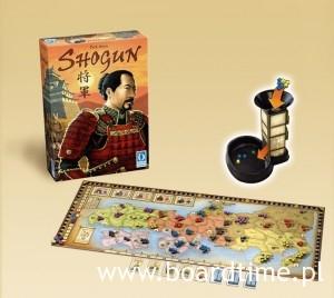 shogun komplet