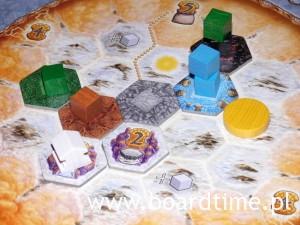 Planeta w czasie gry
