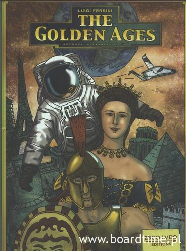 the golden ages okładka