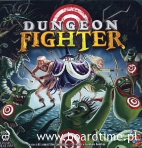 Dungeon fighter okładka