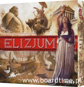 Elizjum cover 3D