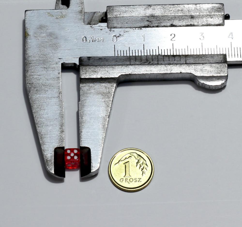 Kostka 5mm.