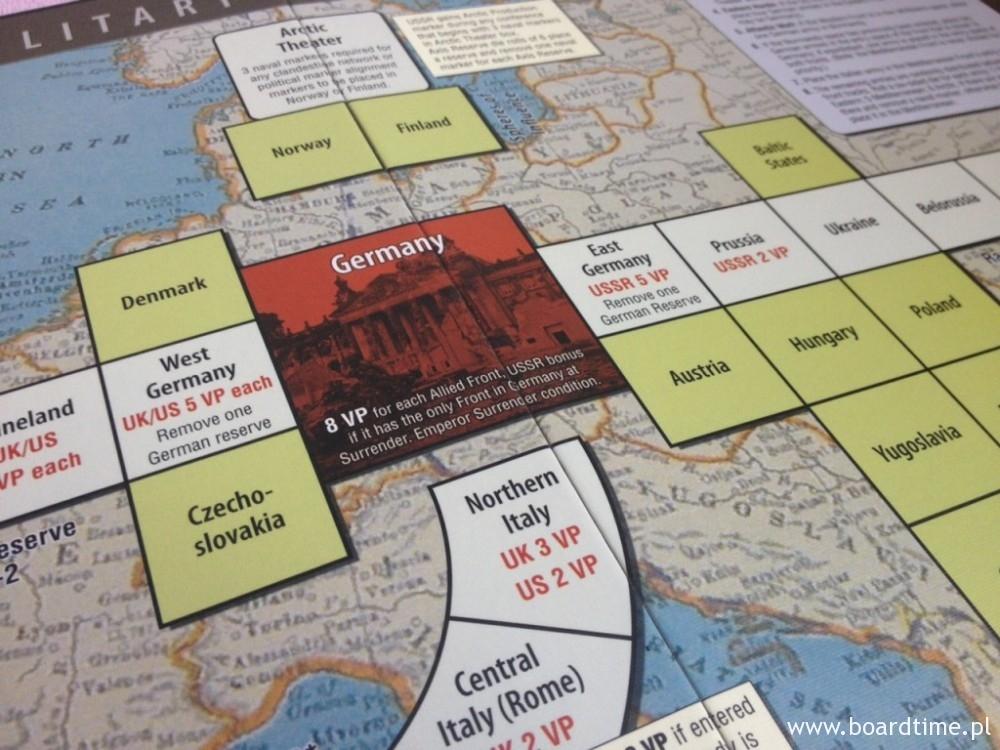 Niemcy - ostateczny cel wojny w Europie