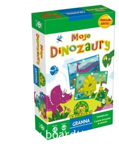 moje dinozaury