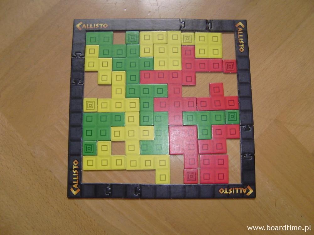 Po pewnym czasie w grze zostali już tylko czerwony i żółty