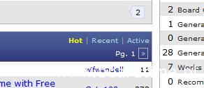 02 hot recent active