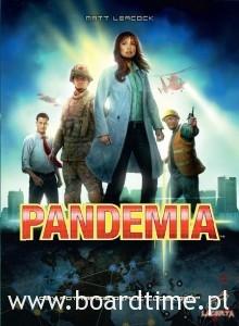 okładka pandemia