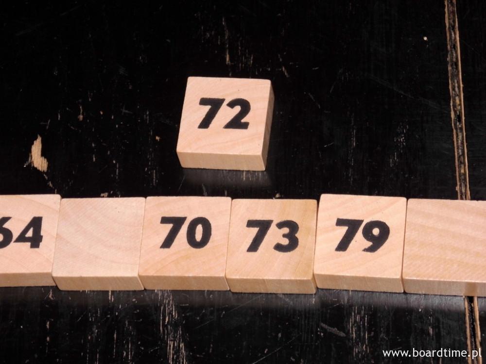 72 już nam się nie zmieści