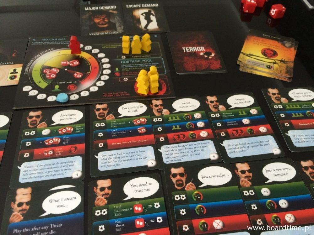 Czterech uśmierconych zakładników oznacza koniec gry i porażkę