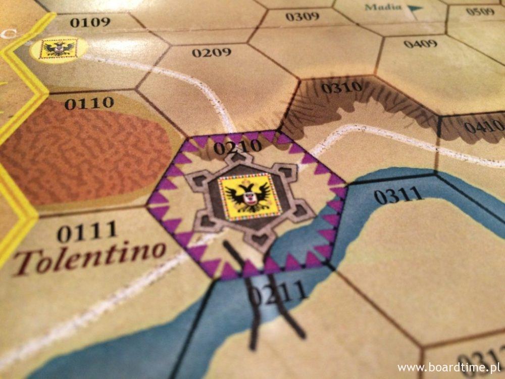 Tolentino - cel Neapolitańczyków