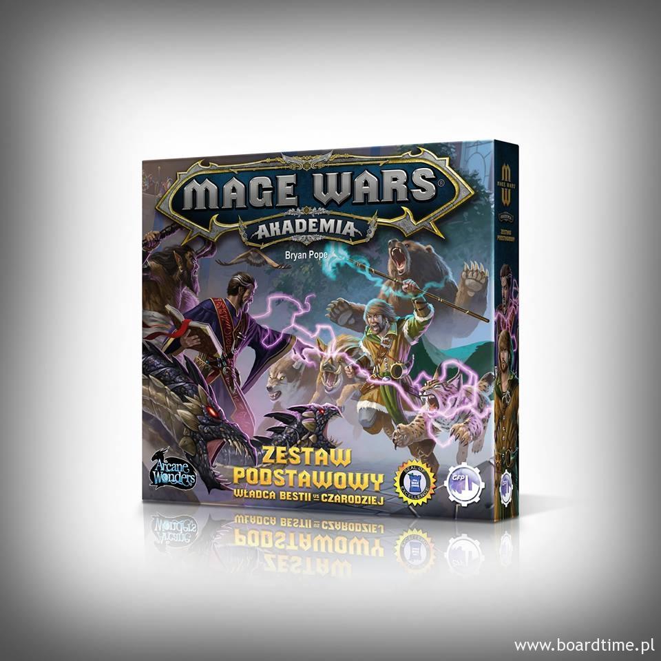 Mage Wars Akademia