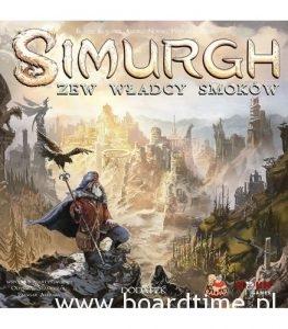 Simurgh Zew Władcy Smoków