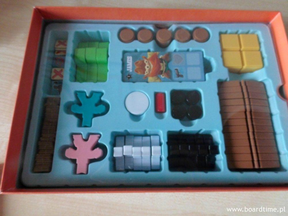 Uporządkowane pudełko