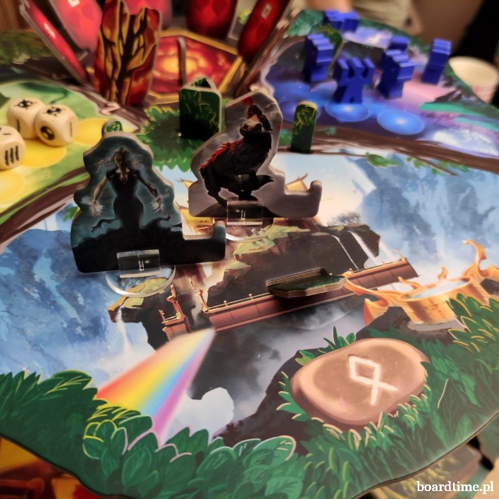 Yggdrasil: Kroniki - walka trwa